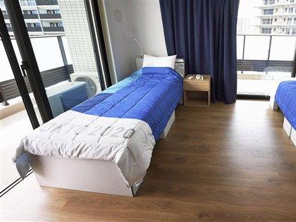 東奧紙板床將作為大阪COVID-19臨時醫療設施 供輕症患者使用
