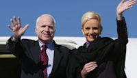 Cindy McCain reflects on her life with John McCain in new memoir