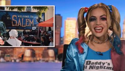 Local news anchor claims she was sacked over cameo in Adam Sandler comedy 'Hubie Halloween'