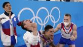 In ROC disguise, Russia has plenty to celebrate at Olympics