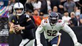 Sharp money moves line on Raiders-Broncos game