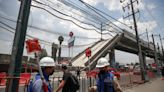 Probe finds new defects after Mexico City metro crash