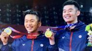 羽球男雙奪金! 李洋、王齊麟臉書齊喊:我來自台灣