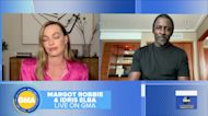 Margot Robbie and Idris Elba talk about new film, 'The Suicide Squad'