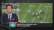 Brian Flores: 'Tua is our quarterback'