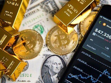 黃金能否從比特幣手上奪回抗通膨龍頭寶座
