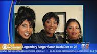 Singer Sarah Dash Dies At 76