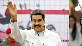 EU backs US plan for Venezuela transitional government