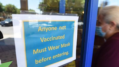 It's final: Masks, social distancing not required for vaccinated California workers