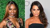 Glee 's Samantha Marie Ware Responds After Lea Michele's Apology for Past Behavior: 'Perceived?'