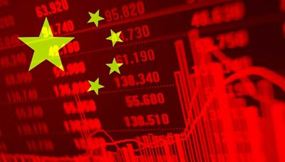 Dow Jones Reverses As Evergrande Misses Interest Payment; Bitcoin Tumbles On China Ban