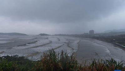 颱風璨樹帶來大雨 上海交通與觀光景點都受影響   全球   NOWnews今日新聞