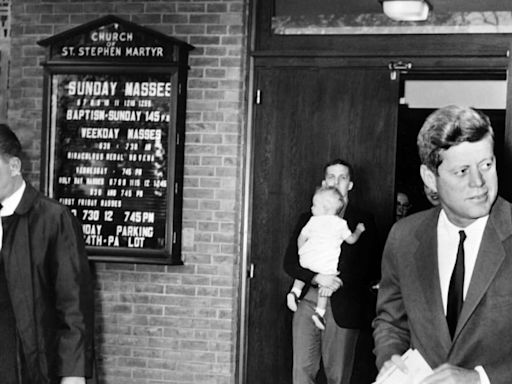Mystery Seller Puts Up JFK Assassination Letters to Former California Governor Edmund Brown