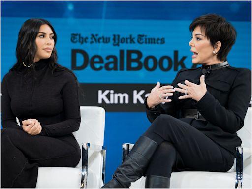 Kris Jenner shared her advice on divorce amid Kim Kardashian's split from Kanye West