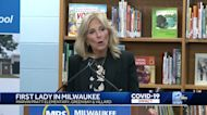 First Lady holds speaks with Milwaukee teachers, parents