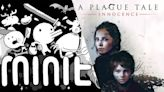 【限時免費】動作冒險遊戲《A Plague Tale: Innocence》和《Minit》放送中,2021 年 8 月 12 日 23:00 前領取