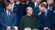 Prince William and Prince Harry Won't Walk Next to Each Other at Prince Philip's Funeral, Palace Confirms