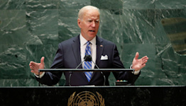 Biden to UN: US is shifting from 'relentless war' to relentless diplomacy' amid COVID-19, climate change crises