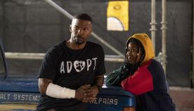 Jamie Foxx predicts his Netflix co-star Dominique Fishback will win an Oscar one day (VIDEO)