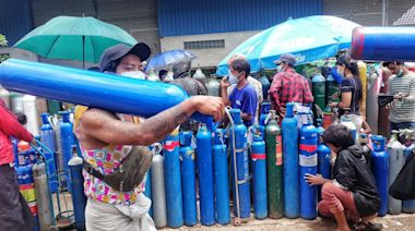 緬甸疫情告急 2週內恐半數人染疫