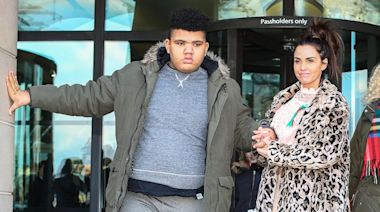 Katie Price Details Plans to Put Son Harvey, 18, in Full-Time Care Home