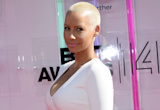 """Amber Rose cannot remember how many men she has slept with, admitting """"I've been around the block"""""""