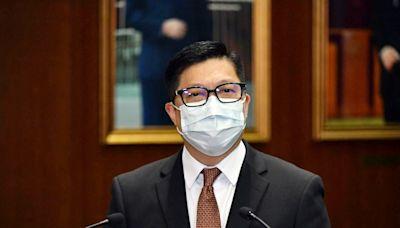 鄧炳強:台灣當局拒讓陳同佳入境 籲拿出勇氣人性解決事件