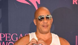 Vin Diesel and son share uplifting message amid coronavirus pandemic