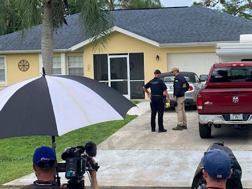 Gabby Petito's boyfriend sought in Florida nature preserve