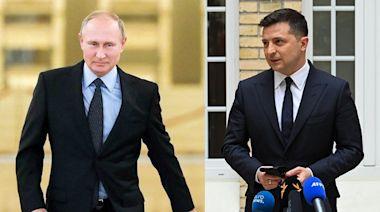 烏俄衝突一觸即發 澤連斯基先示好約普亭面談