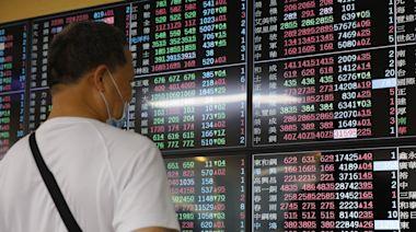 台股漲近50點!航運股持續弱勢 長榮跌幅逾6%