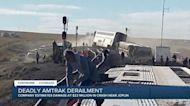 An update on the investigation into last month's Amtrak derailment near Joplin