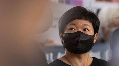 查車輛資料做反送中報導挨罰 香港編導蔡玉玲將提上訴