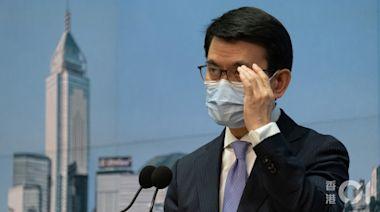 旅遊氣泡|邱騰華︰會考慮變種病毒情況 與新加坡重啟條件不變