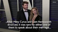 Miley Cyrus Said She and Liam Hemsworth Didn't Think They Would Actually Get Married