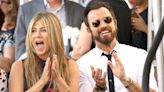 Jennifer Aniston Is Supporting Justin Theroux's Instagram for His Dog