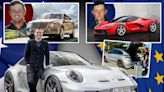 Porsche-mad Ryder Cup ace Paul Casey reckons Europe KOs Yanks in the car park