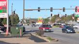 Sunshine resurfacing project posts new traffic sign to alert Springfield drivers