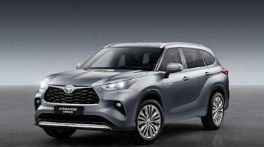 空間更大的新七人休旅,Toyota 新車計畫曝光! - 自由電子報汽車頻道