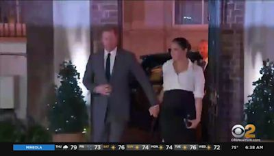 Prince Harry, Meghan Markle In NYC