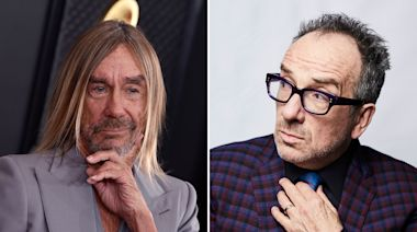 Hear Iggy Pop's French Language Rendition of Elvis Costello's 'No Flag'