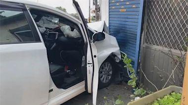 快新聞/台東市驚悚對撞 休旅車內嬰兒顱內出血身亡