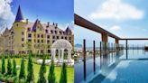 全台4家飯店「買一晚送一晚」!台版迪士尼、無邊際泳池,每人每晚最低1750元爽住