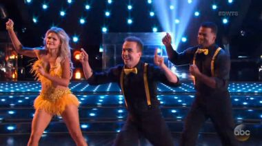 Former champions return for perfect evening on 'Dancing With the Stars'