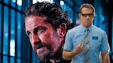 Gerard Butler Won't Watch Ryan Reynolds' Movies