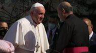 Pope Francis condemns ISIS terrorism in Iraq visit