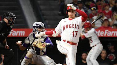 大谷翔平單場獲3保送 今日MLB戰績