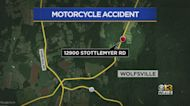 3 First Responders Hit While Responding To Serious Motorcycle Crash