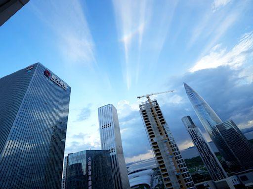 中國房企債務違約燒 恆大違約倒數