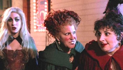 8 things to know about the 'Hocus Pocus' sequel, from its release date to who's in the cast
